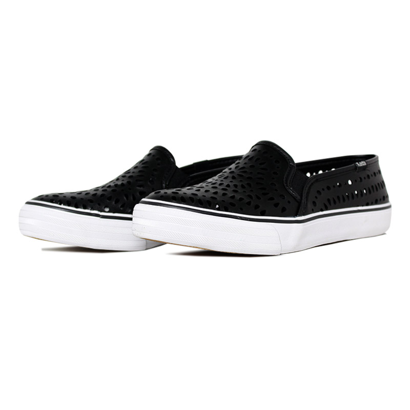 Keds double decker fresh preto 2