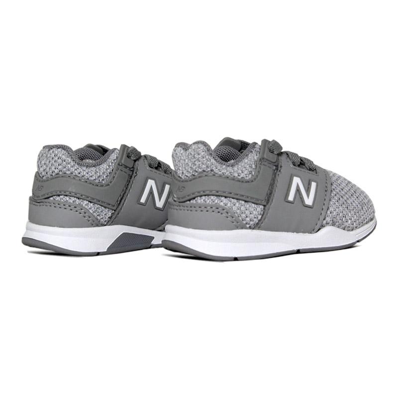 New balance 247 baby light gray 1