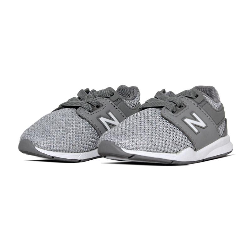 New balance 247 baby light gray 2