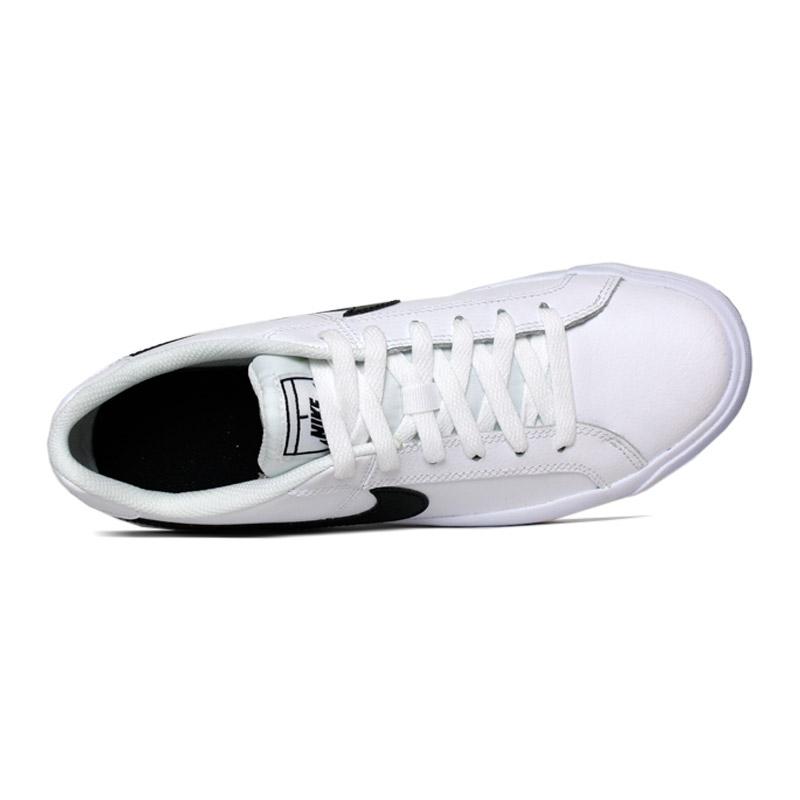 Nike court royale ac branco preto 2