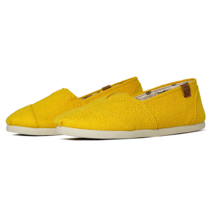Alpargata perky amarelo rustic 1