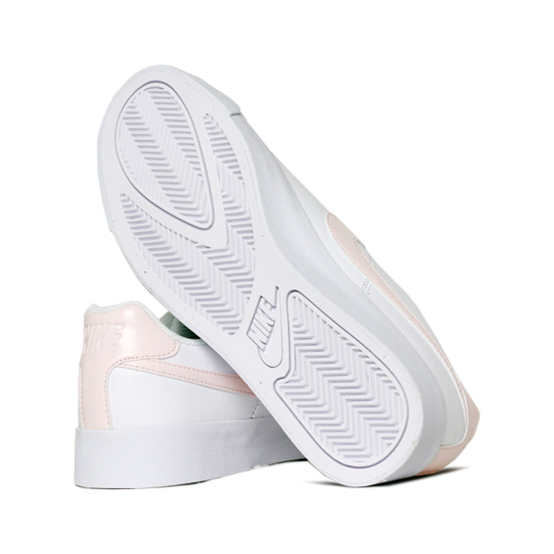 Nike court royale white lightsoft pink rose 2