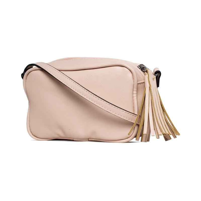 Mini bag matelasse new pele quartzo 1