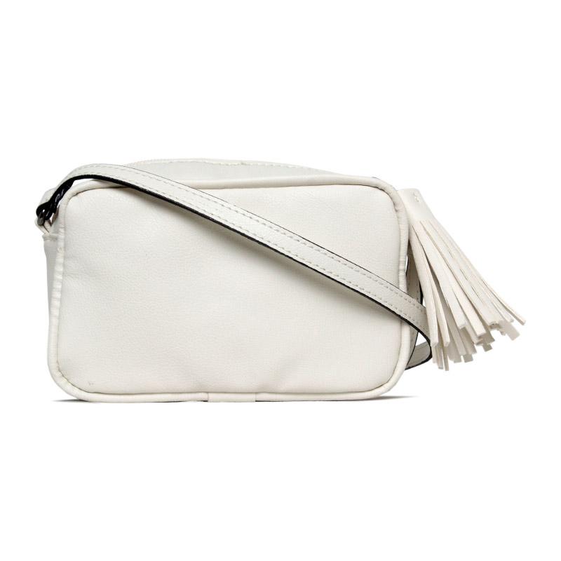 Mini bag matelasse new pele porcelana 1