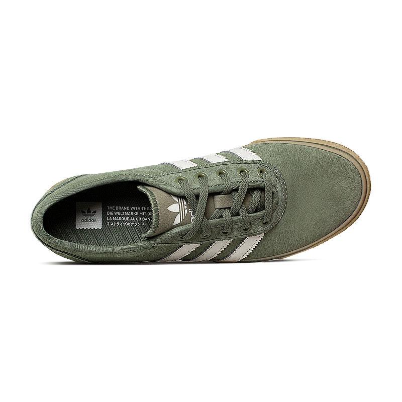 Tenis adidas adiease legacy green 2