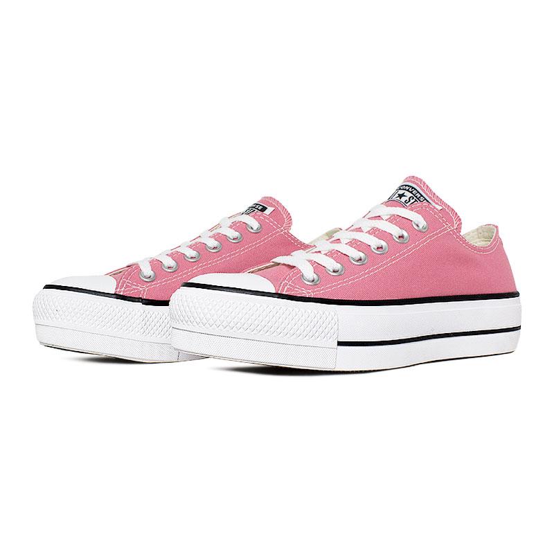 All star platform rosa palido 1