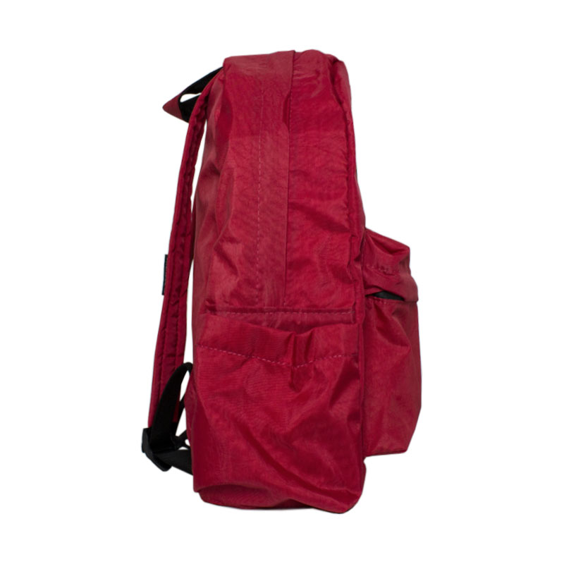 Mochila convexo nylon mass vermelho 1