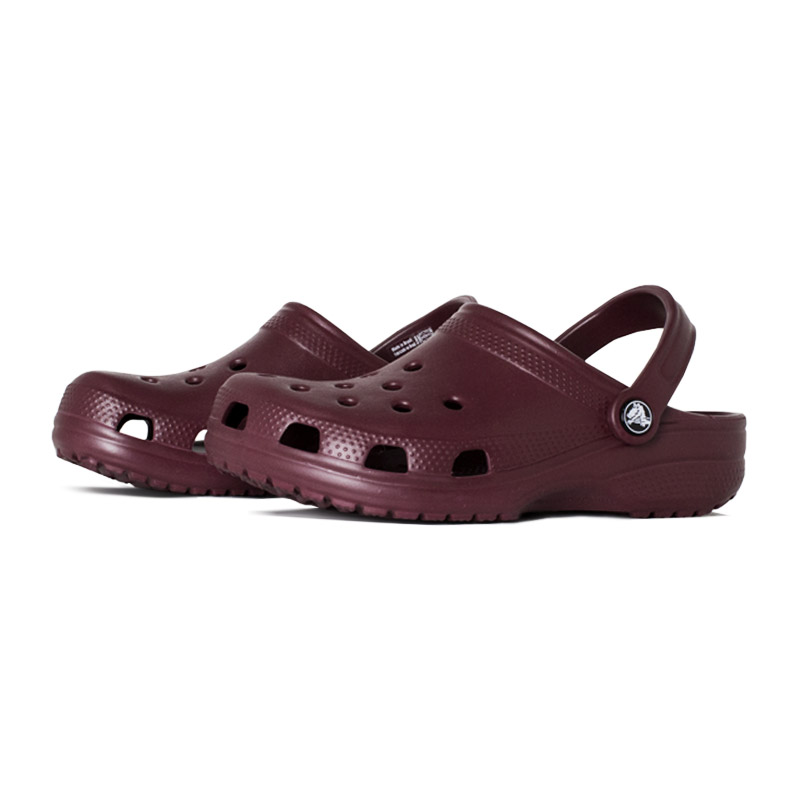 Crocs classic garnet 1