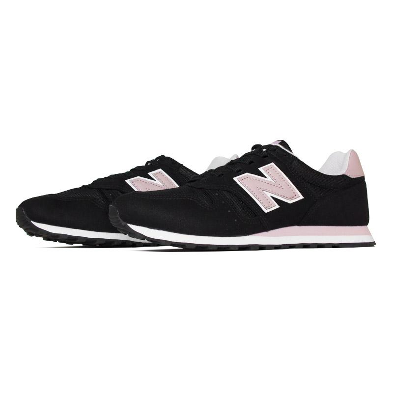 New balance 373 feminino preto 1