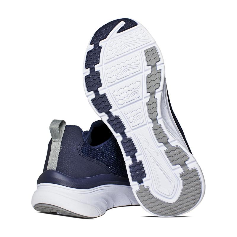 Skechers d luxe walk pensive navy 2
