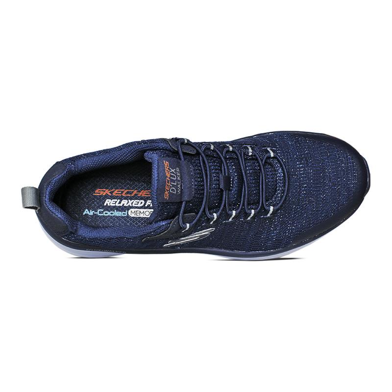 Skechers d luxe walk pensive navy 3