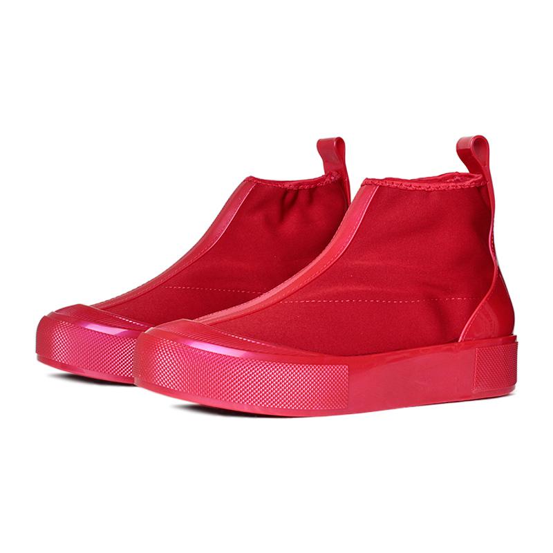 Melissa joy boot vermelho 1