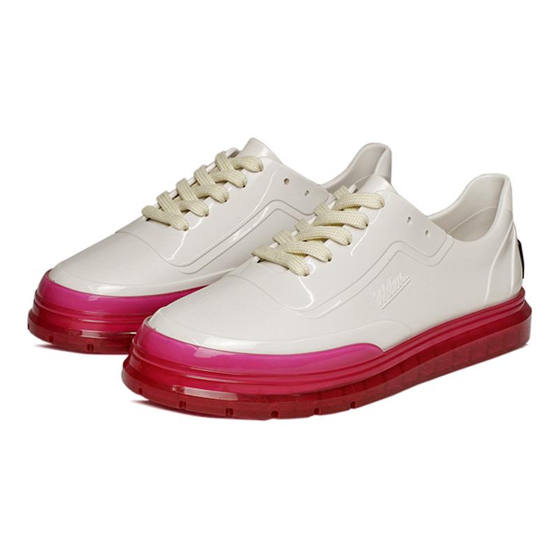 Melissa classic sneaker bt21 branco rosa 1