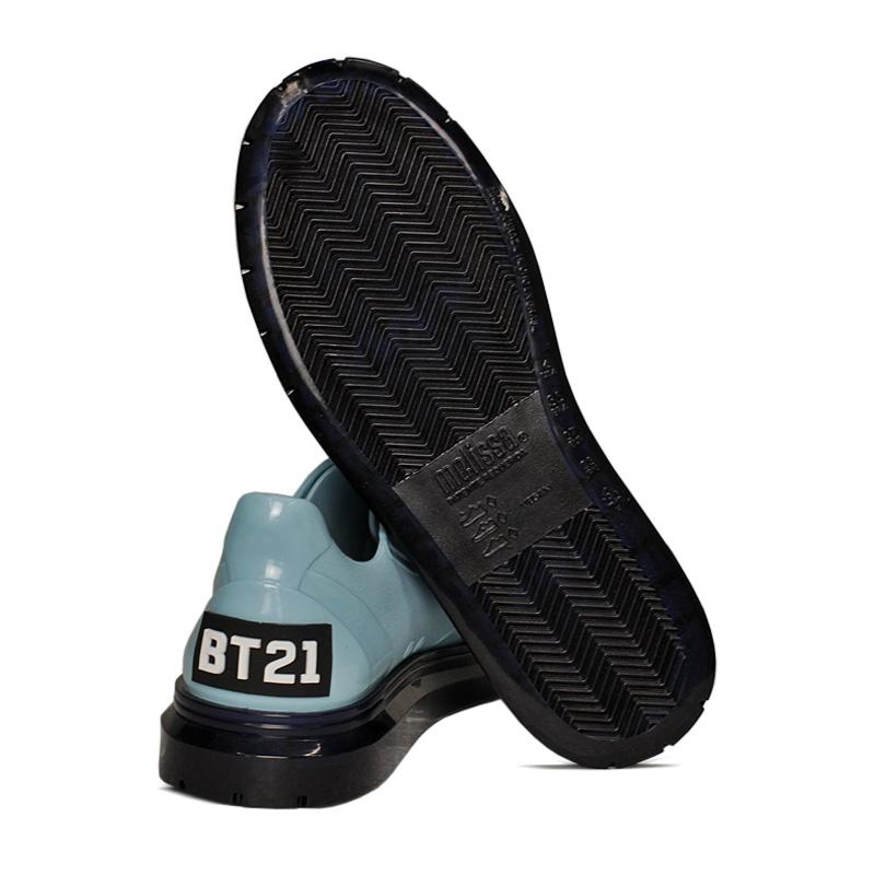 Melissa classic sneaker bt21 azul 2