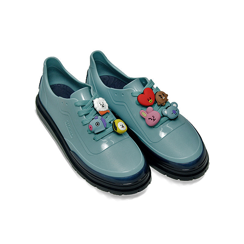 Melissa classic sneaker bt21 azul 3