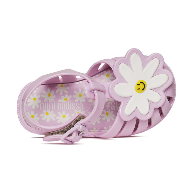 Mini melissa possesion fabula flor rosa 3