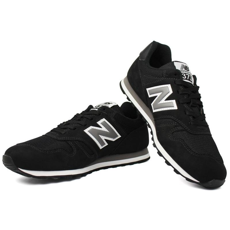 4cbfb74856d New balance 373 masculino preto branco 1