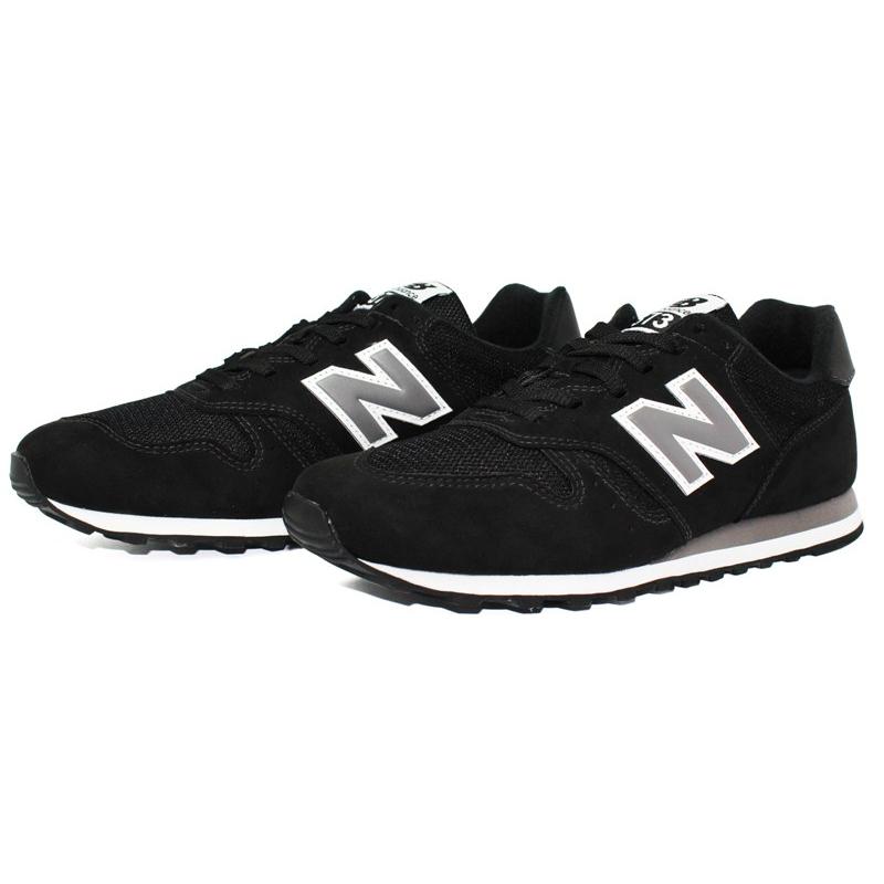 90e89577ae1 New balance 373 masculino preto branco 4