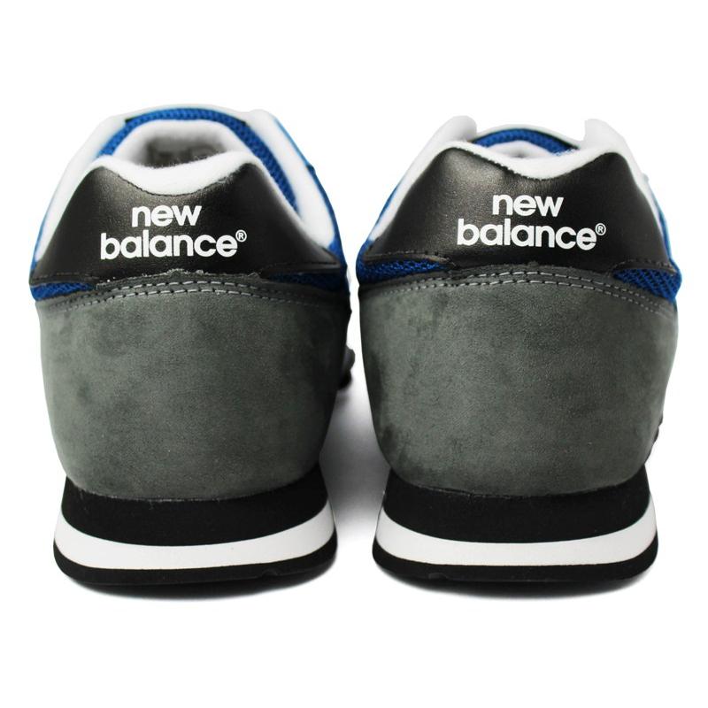 New balance 373 masculino azul cinza 4