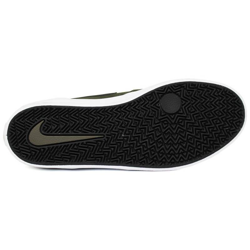 Nike sb check solar cargo khaki black 3