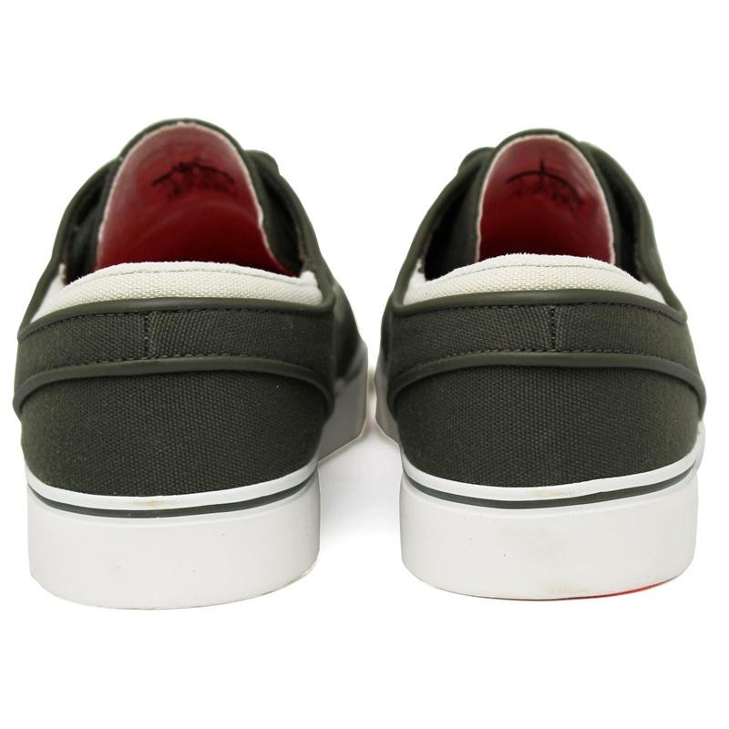 Nike stefan janoski canvas crg khaki white 4