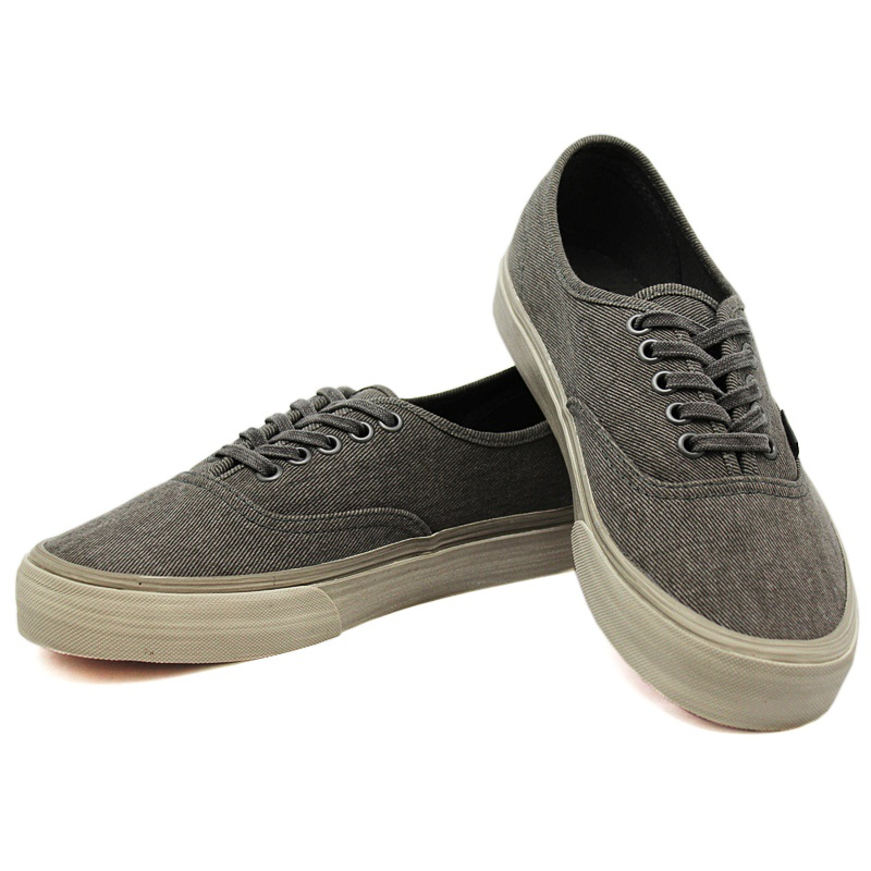 e10e99b0fe Tenis vans authentic overwashed pewter 1