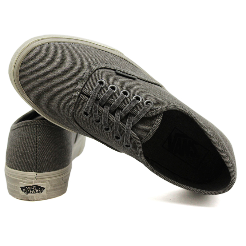 1b965dd90a Tenis vans authentic overwashed pewter 2