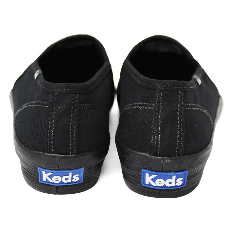 Keds triple decker canvas preto preto 4