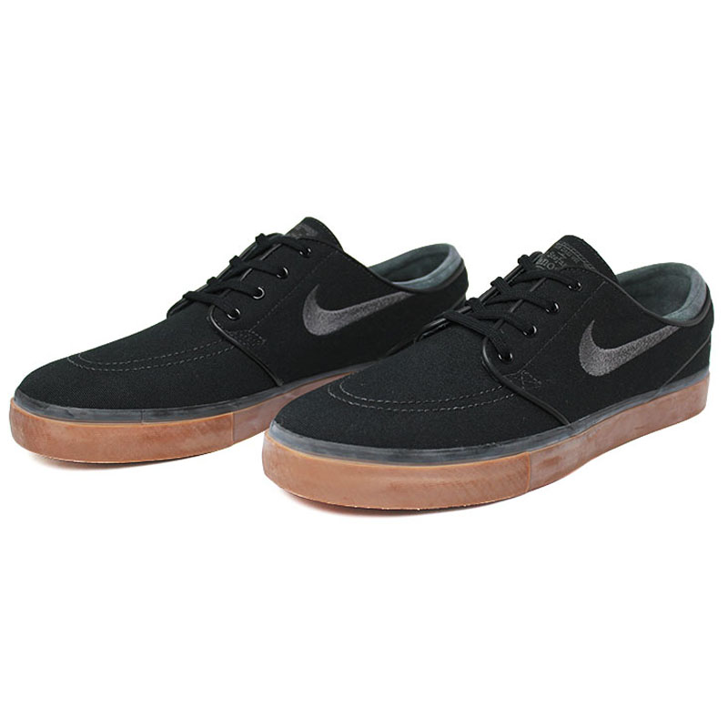 Tenis nike stefan janoski all black 1