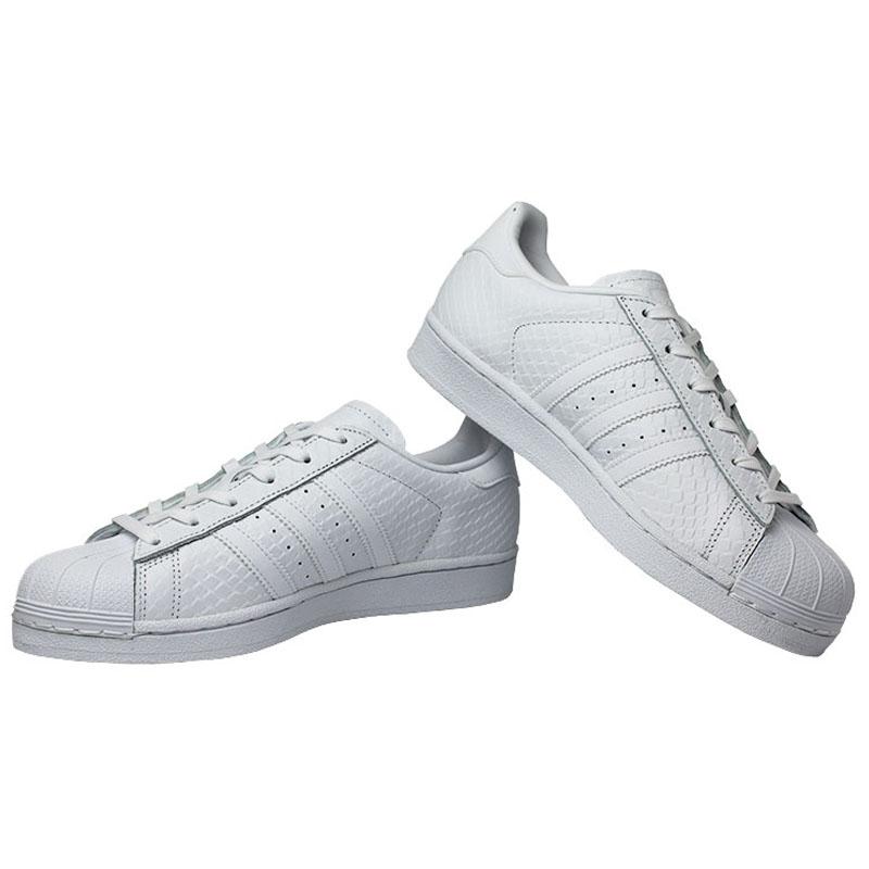 d88cf4ca3f Tenis adidas superstar w branco 1