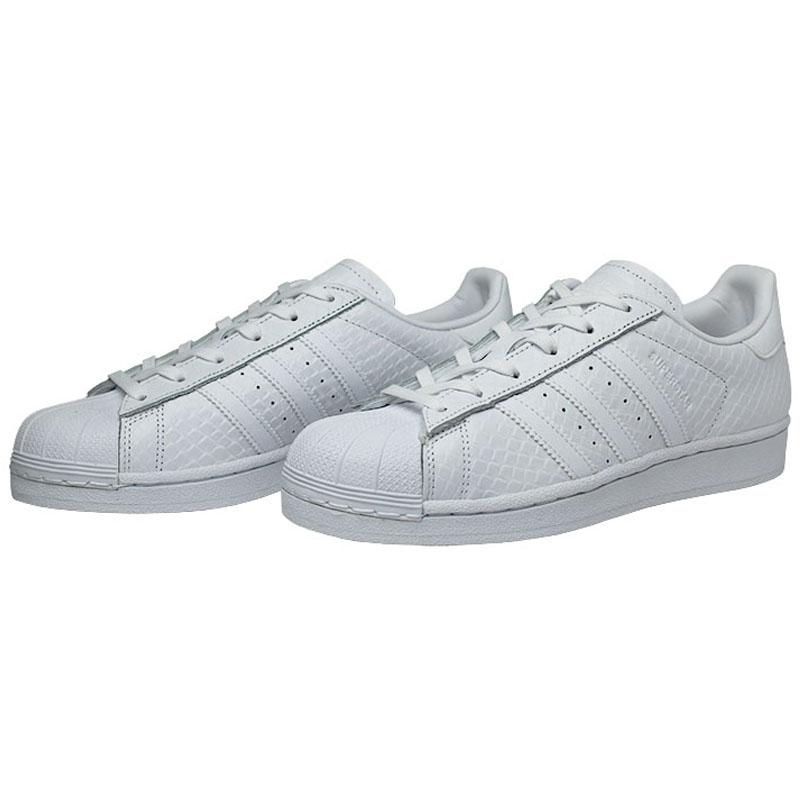 9e4759cee0 Tenis adidas superstar w branco 2