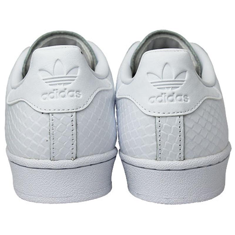 155470bf22 Tenis adidas superstar w branco 4