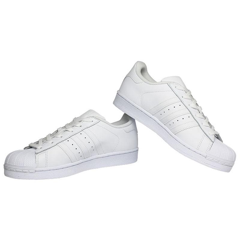 0429eb4e2e8 Tenis adidas superstar foundation ftwr white 1