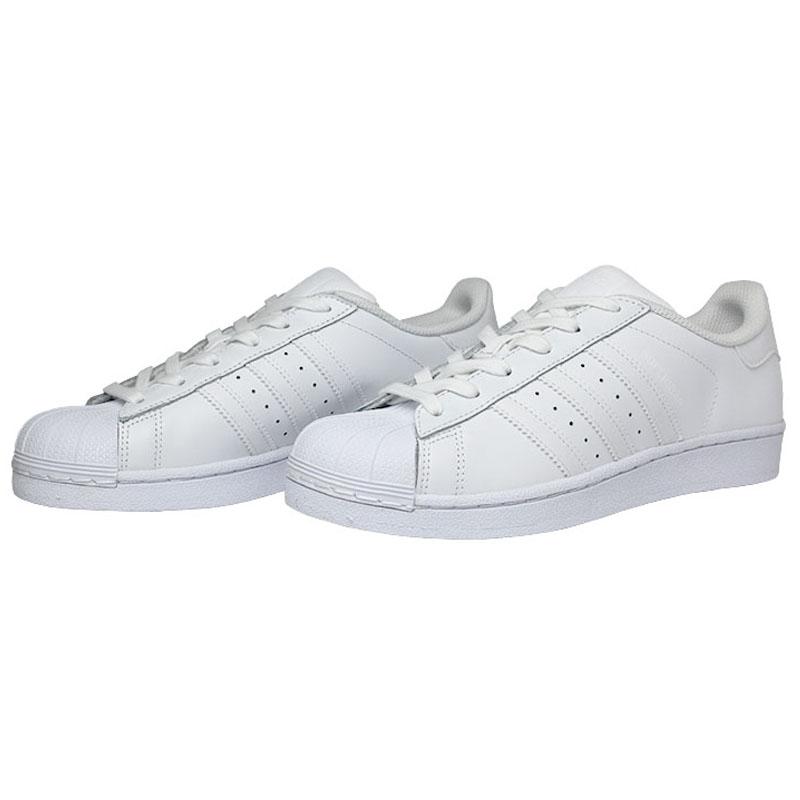 27348caf6e4 Tenis adidas superstar foundation ftwr white 2