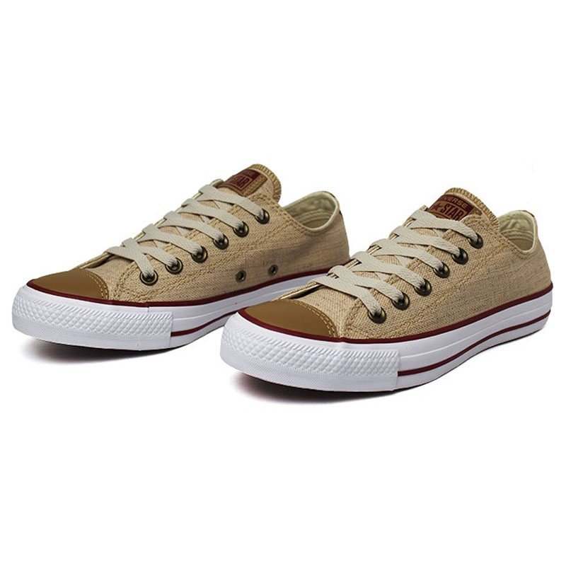 All star chuck taylor ox natural linho 1