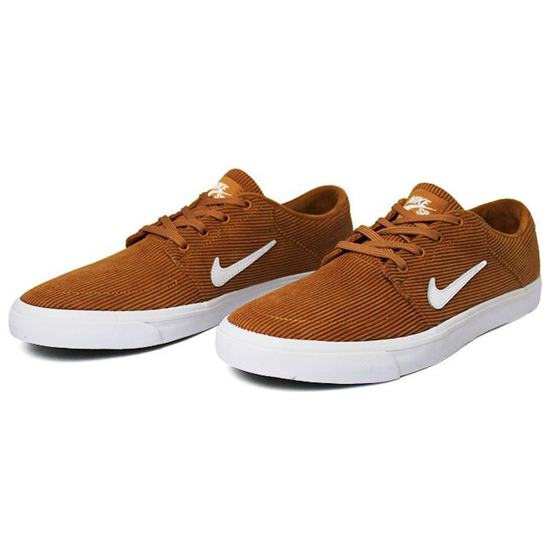 Nike sb portmore cnvs premium desert ocre 1
