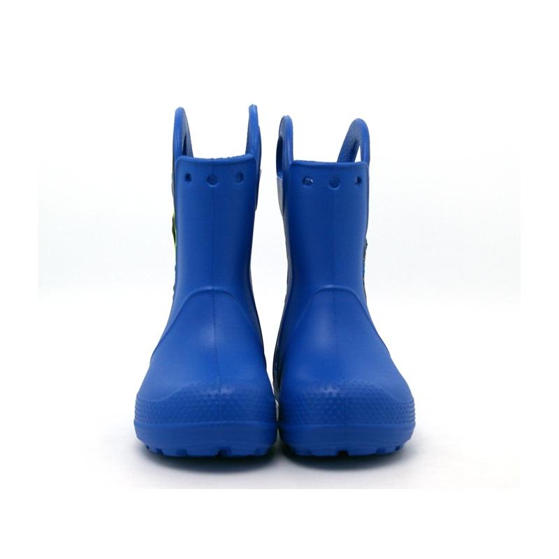 12803 crocs rain boot kids batman 4