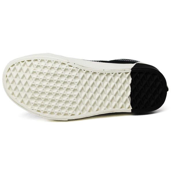 Tenis vans old skool dx classic white black 2
