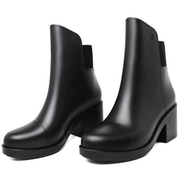 Melissa elastic boot preto 1
