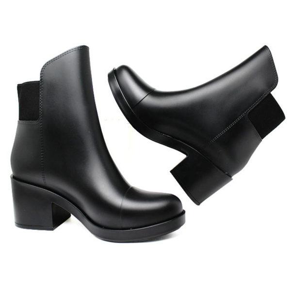 Melissa elastic boot preto 4