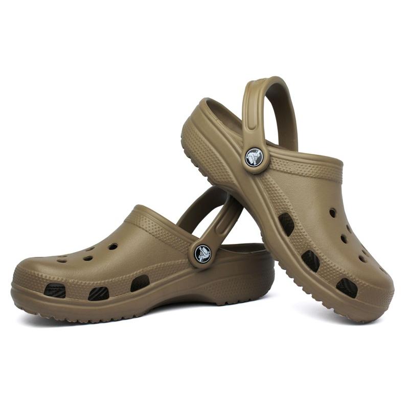 Crocs classic khaki 1