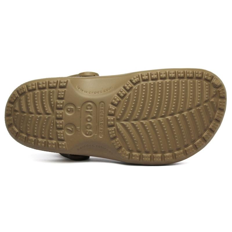 Crocs classic khaki 2
