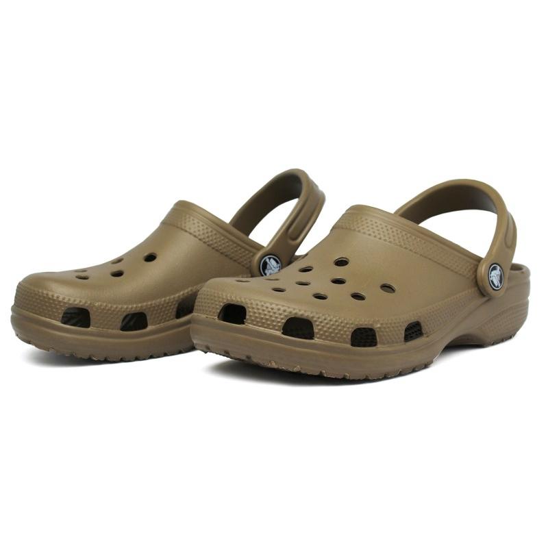 Crocs classic khaki 3