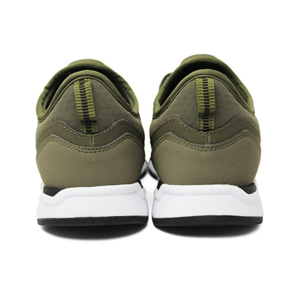 New balance 247 masculino olive verde cinza bco 3