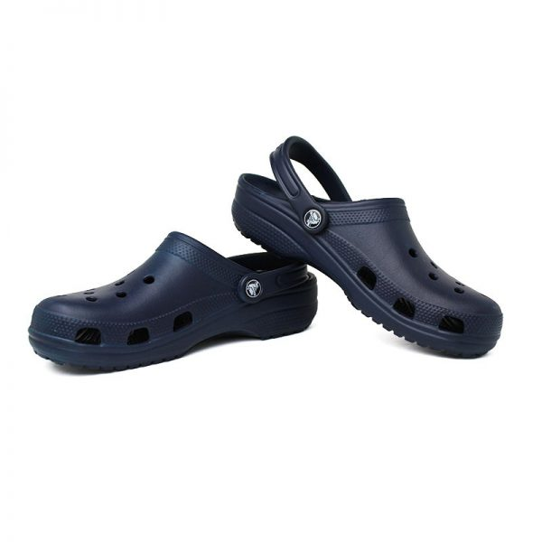 Crocs classic navy 1
