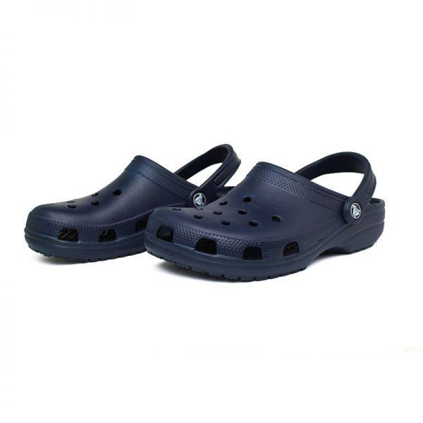 Crocs classic navy 3
