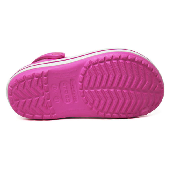 Crocs crocband kids party pink 1