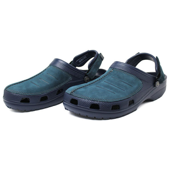Crocs yucon mesa clog navy navy 1