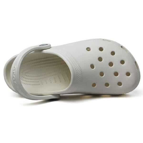 Crocs classic white 1