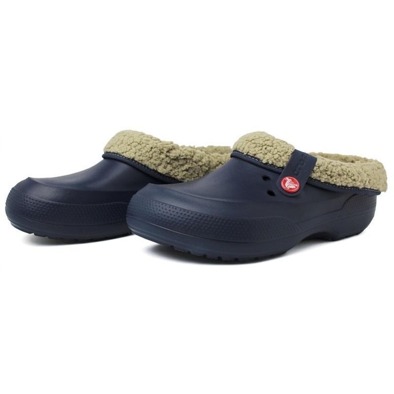 Crocs blitzen ii navy clay 4